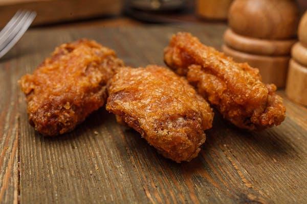 Fried Hot Wings