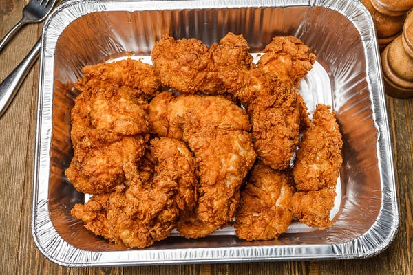 Fried Chicken Tenders Party Platter