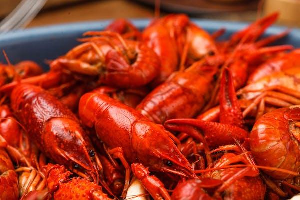 Boiled Crawfish per lb