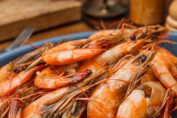 Boiled Shrimp per lb