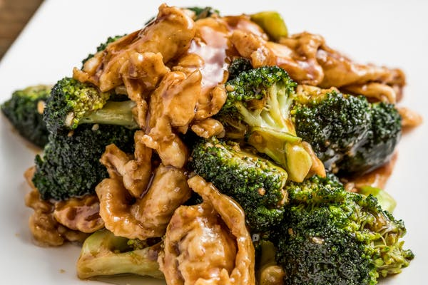42. Chicken with Broccoli