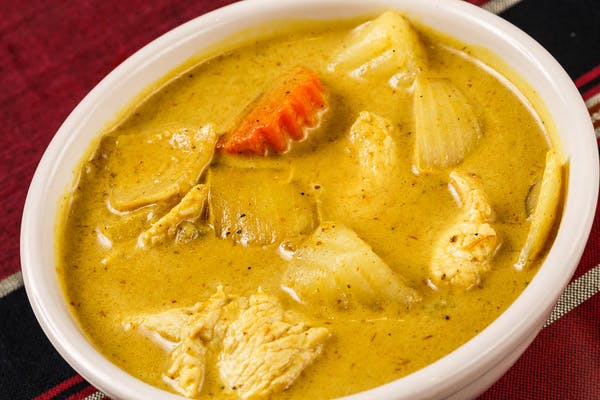 18. Yellow Curry