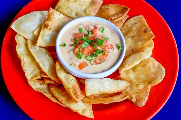 Seafood Queso Dip