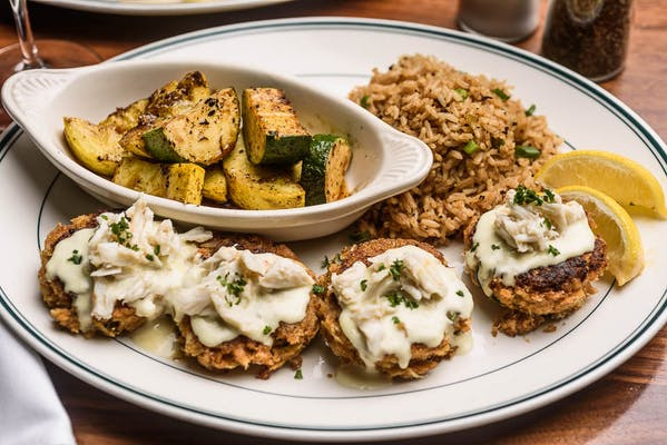 N'awlins Crab Cakes