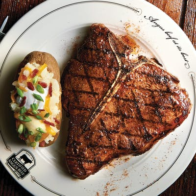Silver Star Porterhouse Steak