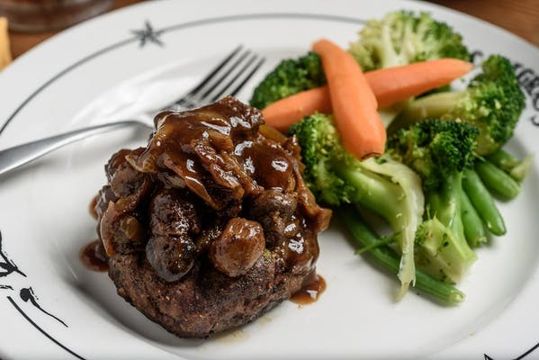 Classic Chopped Steak