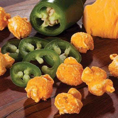 Regular Jalapeño Cheddar Popcorn Cone