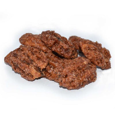Cinnamon Roasted Pecans (4 oz)