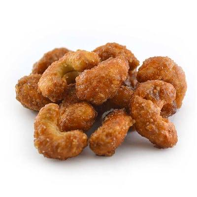 Salted Caramel Cashews (4 oz)