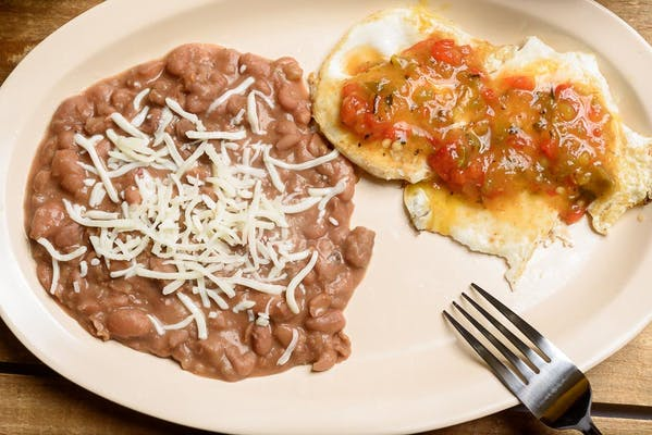 Huevos Rancheros Plate