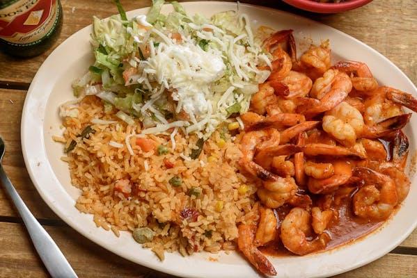 Shrimp Plate