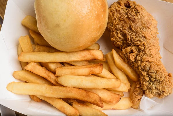 Kid's Chicken Combo #15