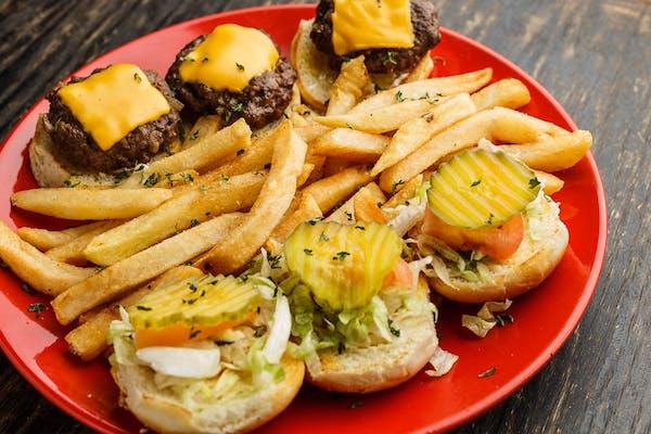 Sliders & Fries