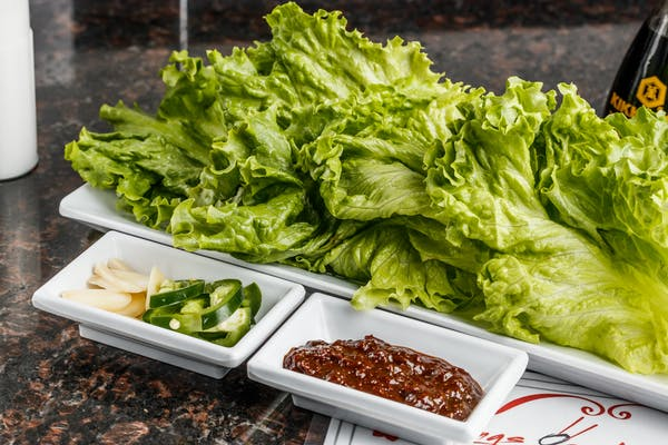 A3. Lettuce & Soybean Paste