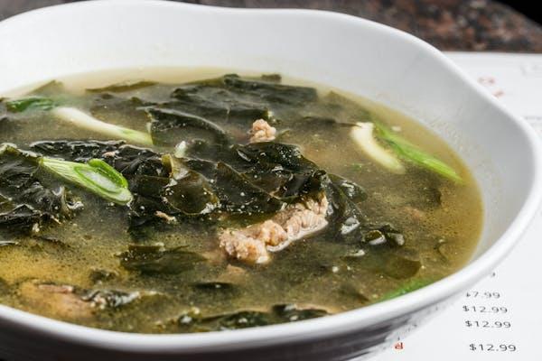 S7. Seaweed Soup