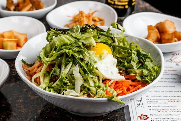 R3. Bibimbap (Lunch)