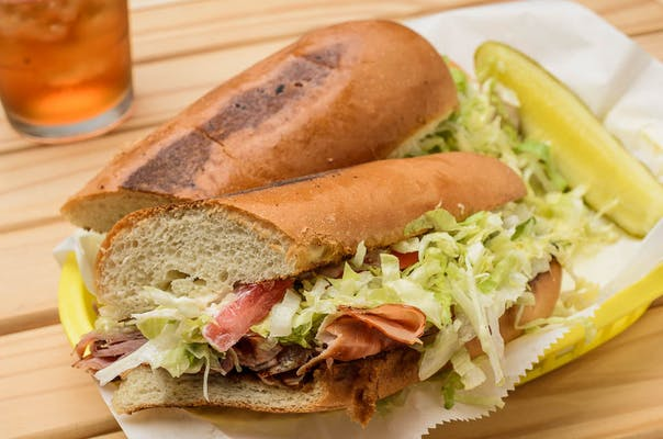 Pastrami Sandwich or Sub