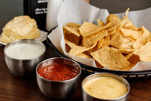 BMB Creamy Salsa & Chips
