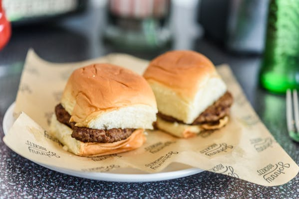 Kid's Mini Burgers