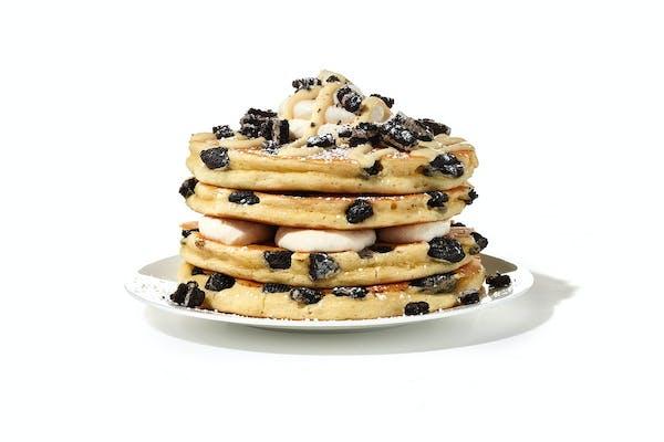 NEW! Milk 'n' Cookies Pancakes - (Full Stack)