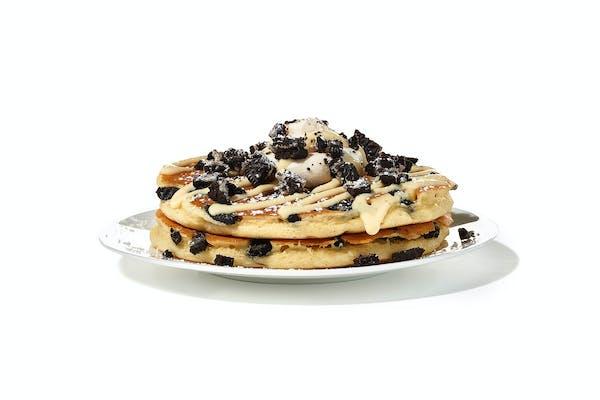 NEW! Milk 'n' Cookies Pancakes - (Side Order)