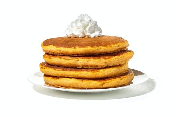Pumpkin Spice Pancakes - (Full Stack)