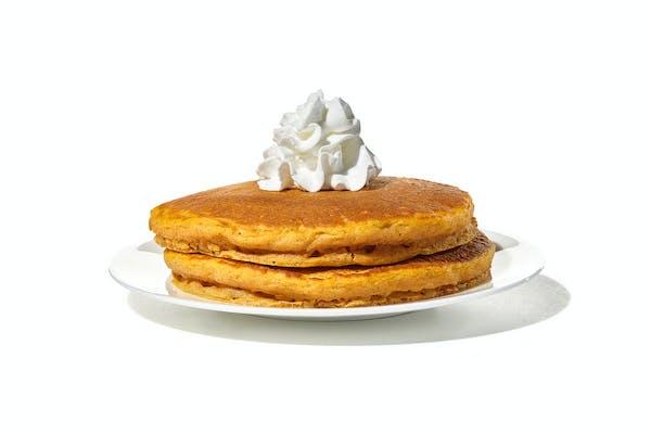 Pumpkin Spice Pancakes - (Side Order)