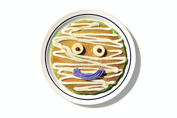 Mr. Mummy Pancake