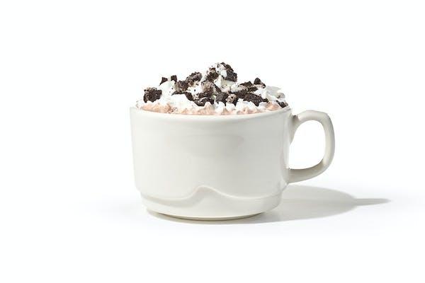 NEW! Cookies 'n' Cream Hot Chocolate