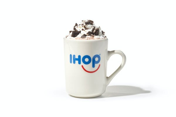 NEW! Lil' Cookie Hot Chocolate