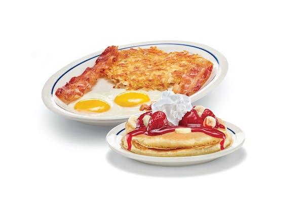 Create Your Own Pancake Combo