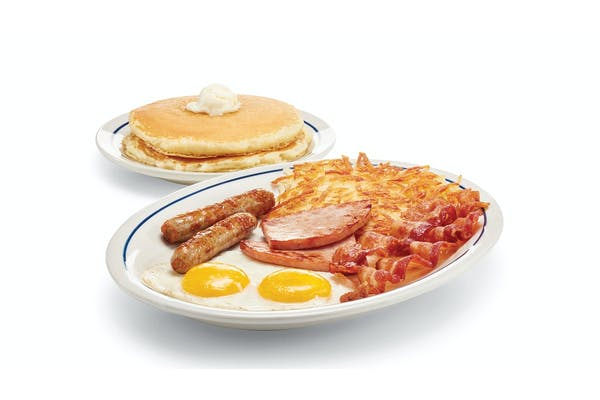 Breakfast Sampler