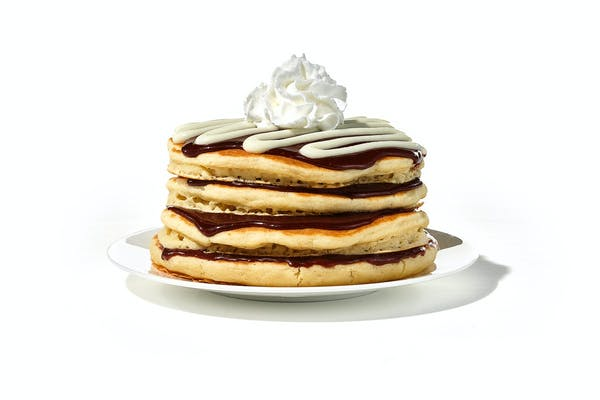 Cinn-A-Stack® Pancakes - (Full Stack)