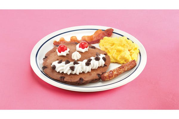 Funny Face® Pancake Combo
