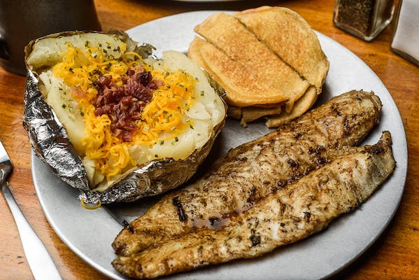 Grilled or Fried Catfish