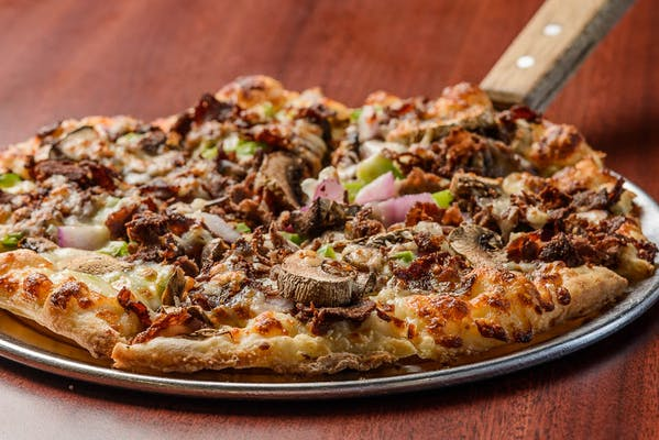 Steak Rancher Pizza