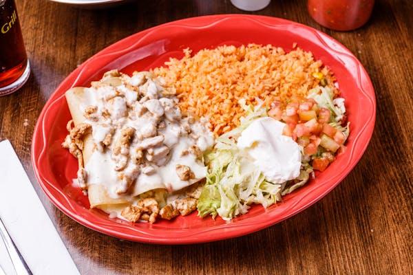 Enchiladas Tipicas