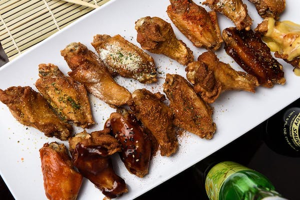 (10 pc.) Bone-In Wings