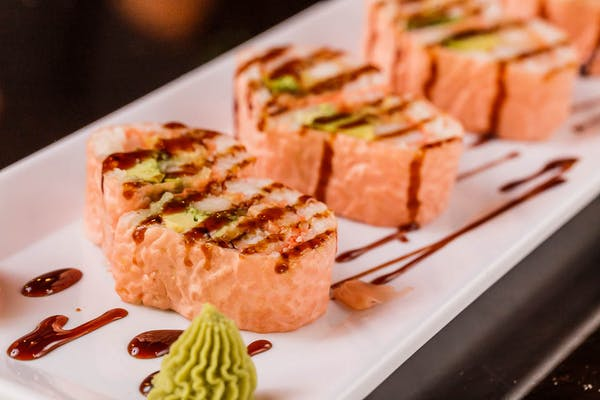 S5. Pink Lady Roll