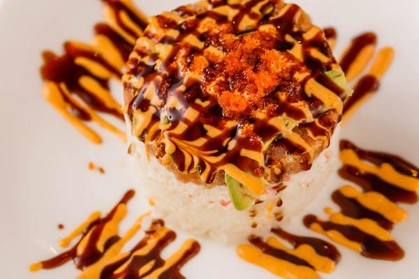 S11. Sushi Cupcake