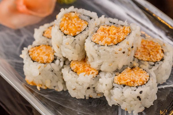 R18. Spicy Snow Crab Roll