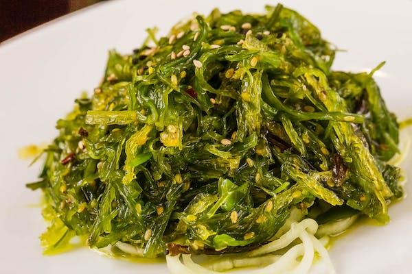 16. Seaweed Salad
