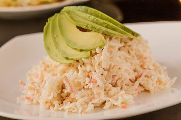 18. Snow Crab Salad