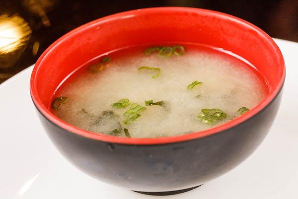 1. Miso Soup