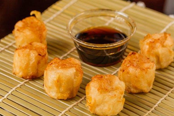 8. Shrimp Shumai