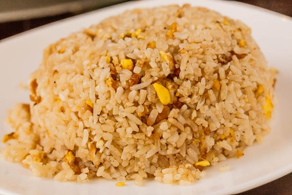 46. Hibachi Fried Rice