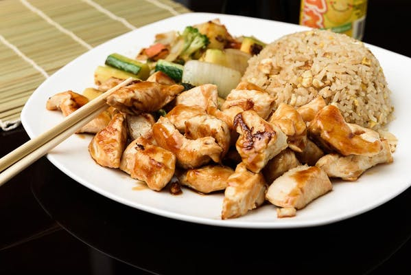 H2. Chicken Hibachi Dinner
