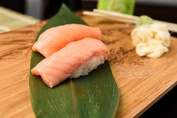 30. Smoke Salmon