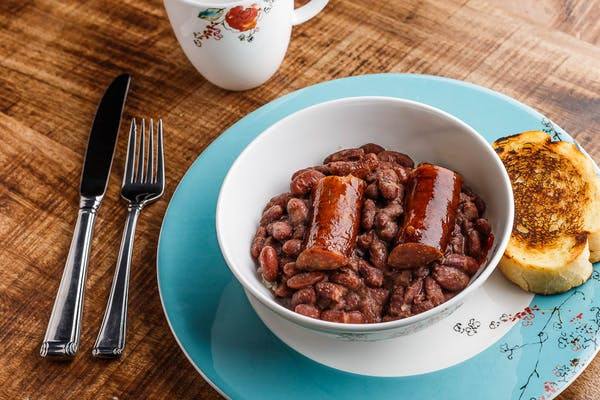 Red Beans, Sausage & Rice