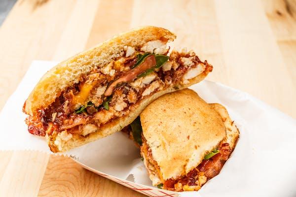 Chipotle BBQ Chicken Sandwich